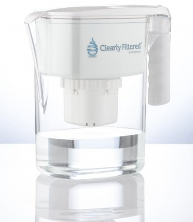 Clearly Filtered Pitcher at Best Water Canada