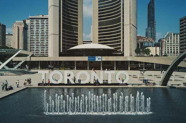 does toronto tap water have fluoride 2017