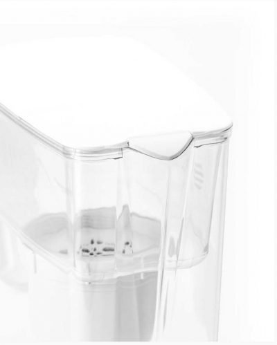 clearly-filtered-water-pitcher-with-affinity-filtration-top-view