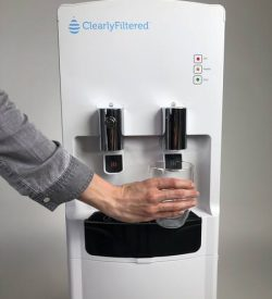 fluoride water cooler