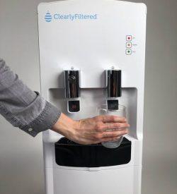 fluoride water cooler